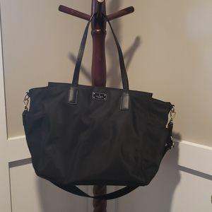 Black Kate Spade Diaper Bag